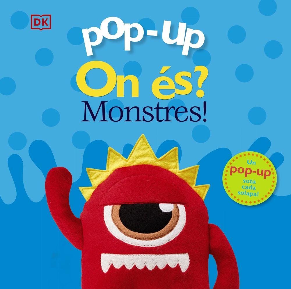 POP UP ON ES MONSTRES