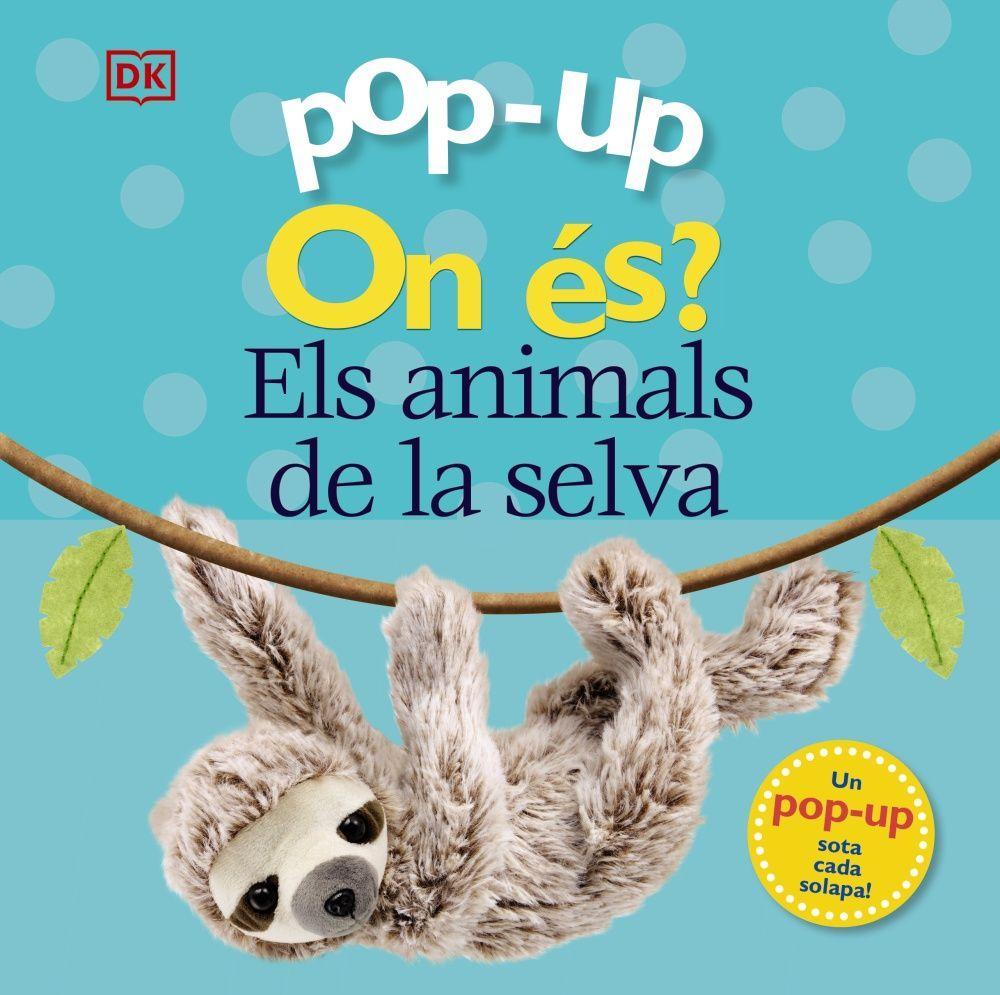 POP UP ON ES ELS ANIMALS SELVA