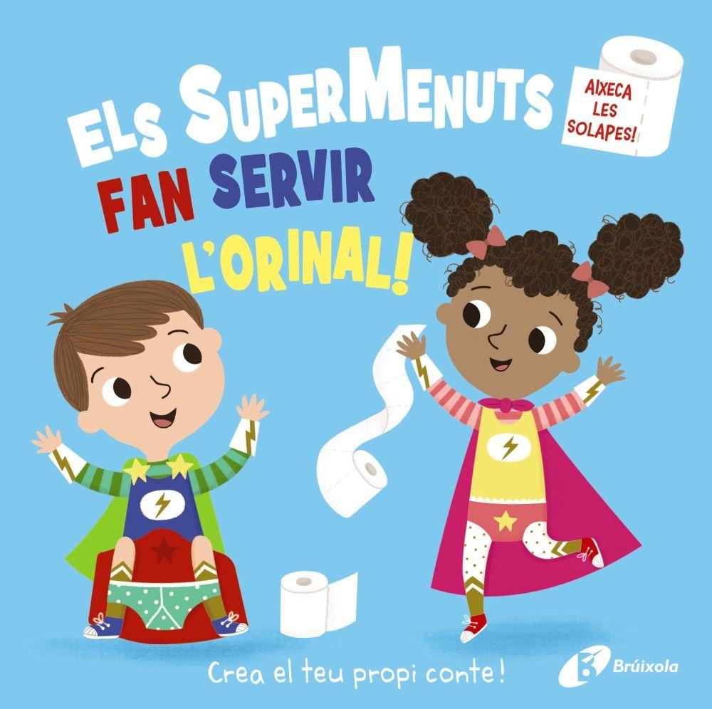SUPERMENUTS FAN SERVIR ORINAL ELS