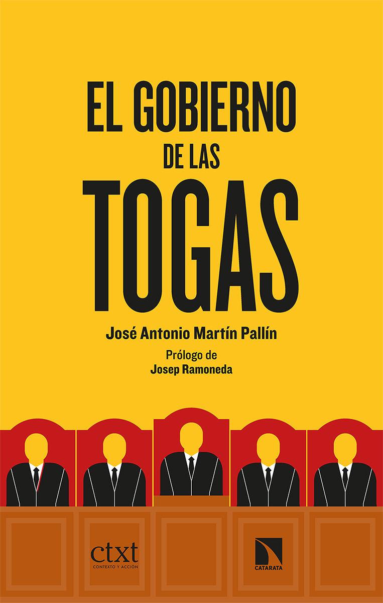 GOBIERNO DE LAS TOGAS EL