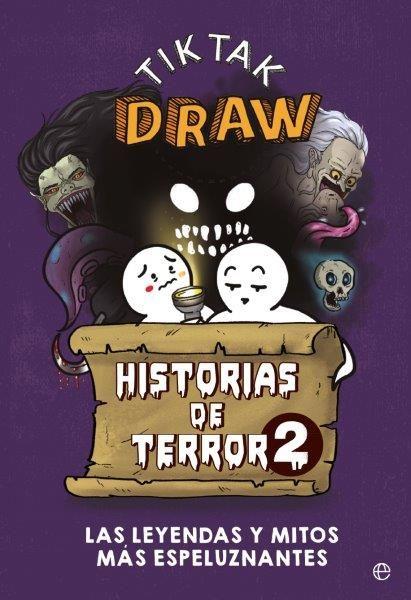 TIKTAK DRAW HISTORIAS DE TERROR 2