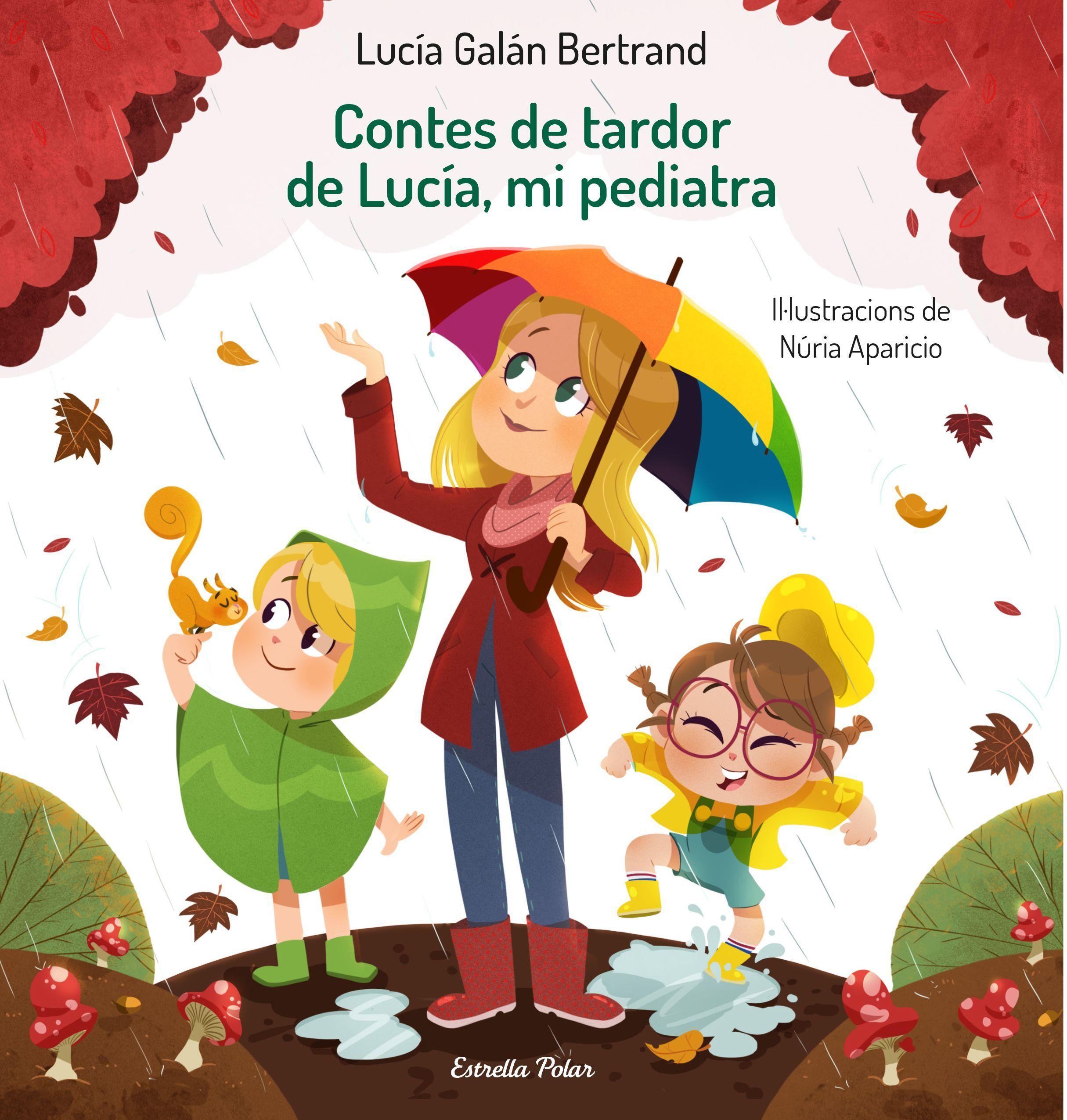 CONTES DE TARDOR DE LUCIA MI PEDIATRA
