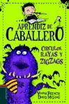 APRENIZ DE CABALLERO 4 CÍRCULOS, RAYAS Y ZIGZAGS