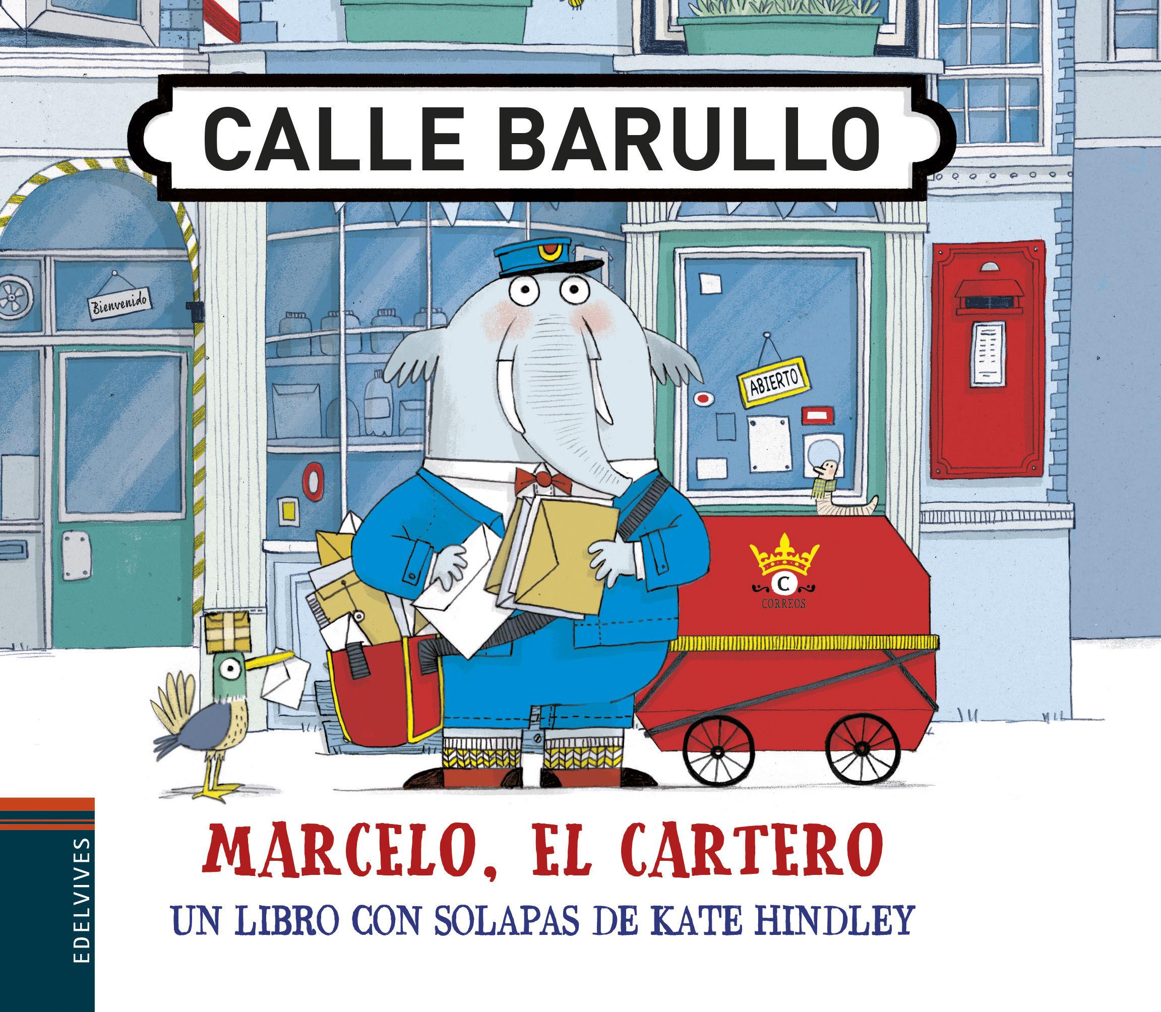 MARCELO EL CARTERO