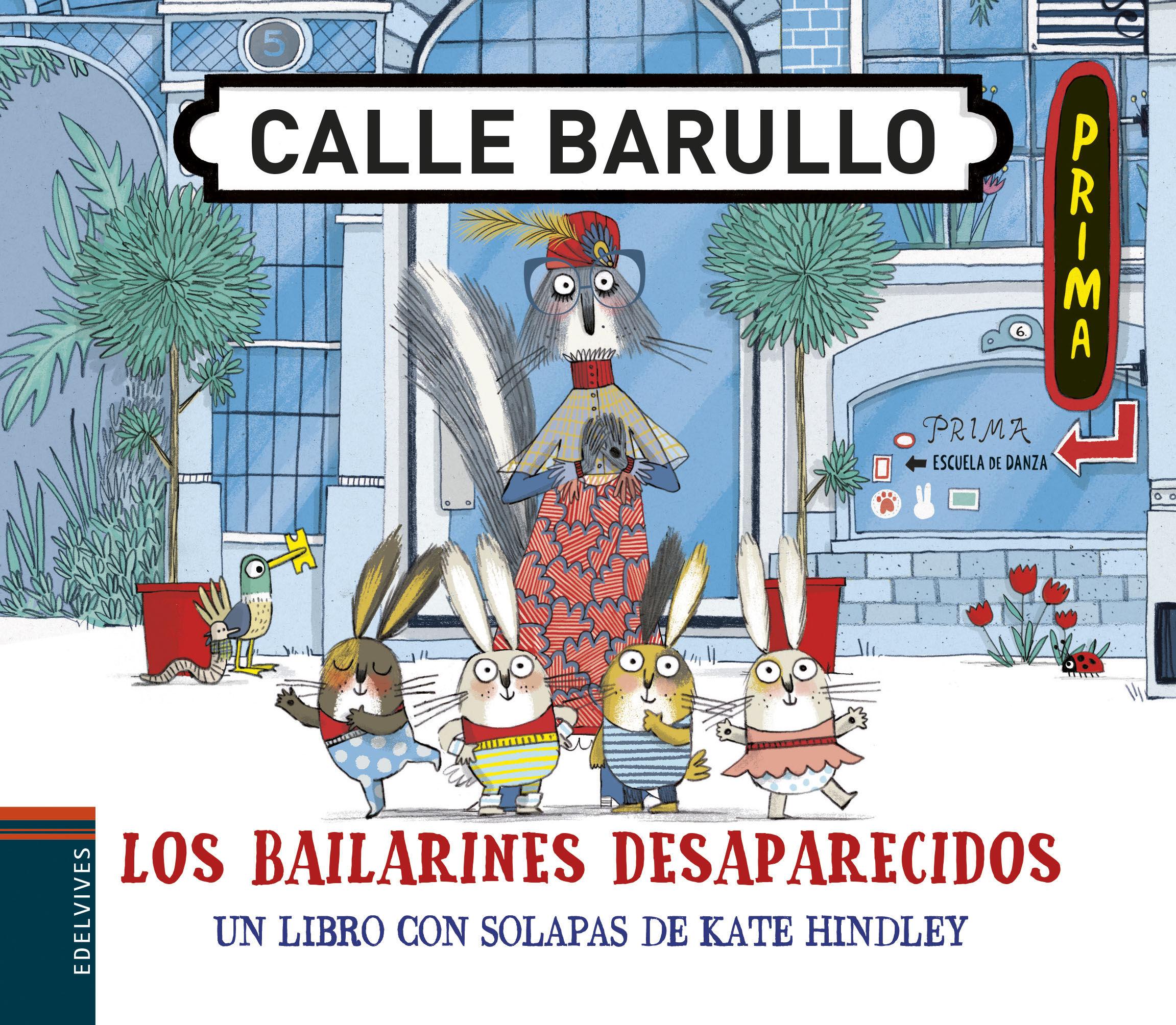 BAILARINES DESAPARECIDOS LOS
