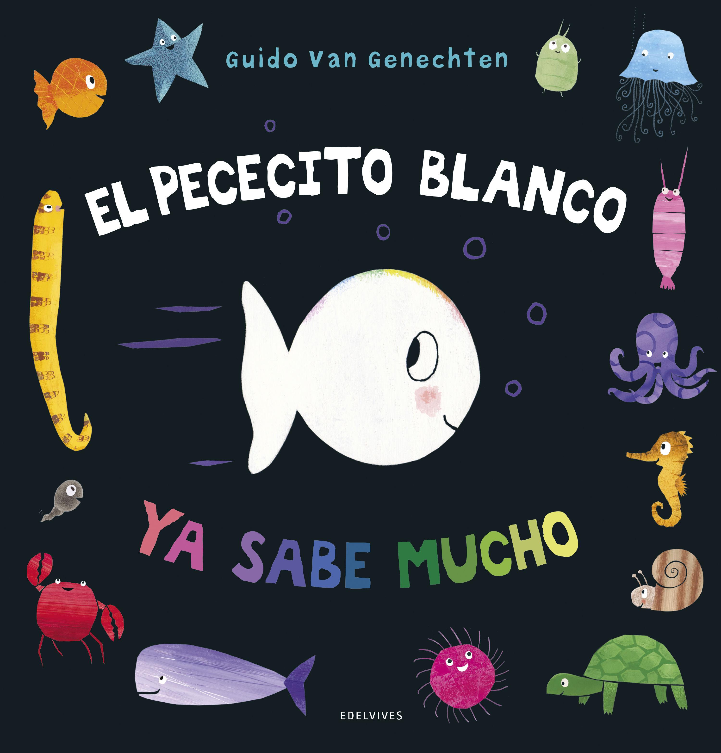 PECECITO BLANCO YA SABE MUCHO EL