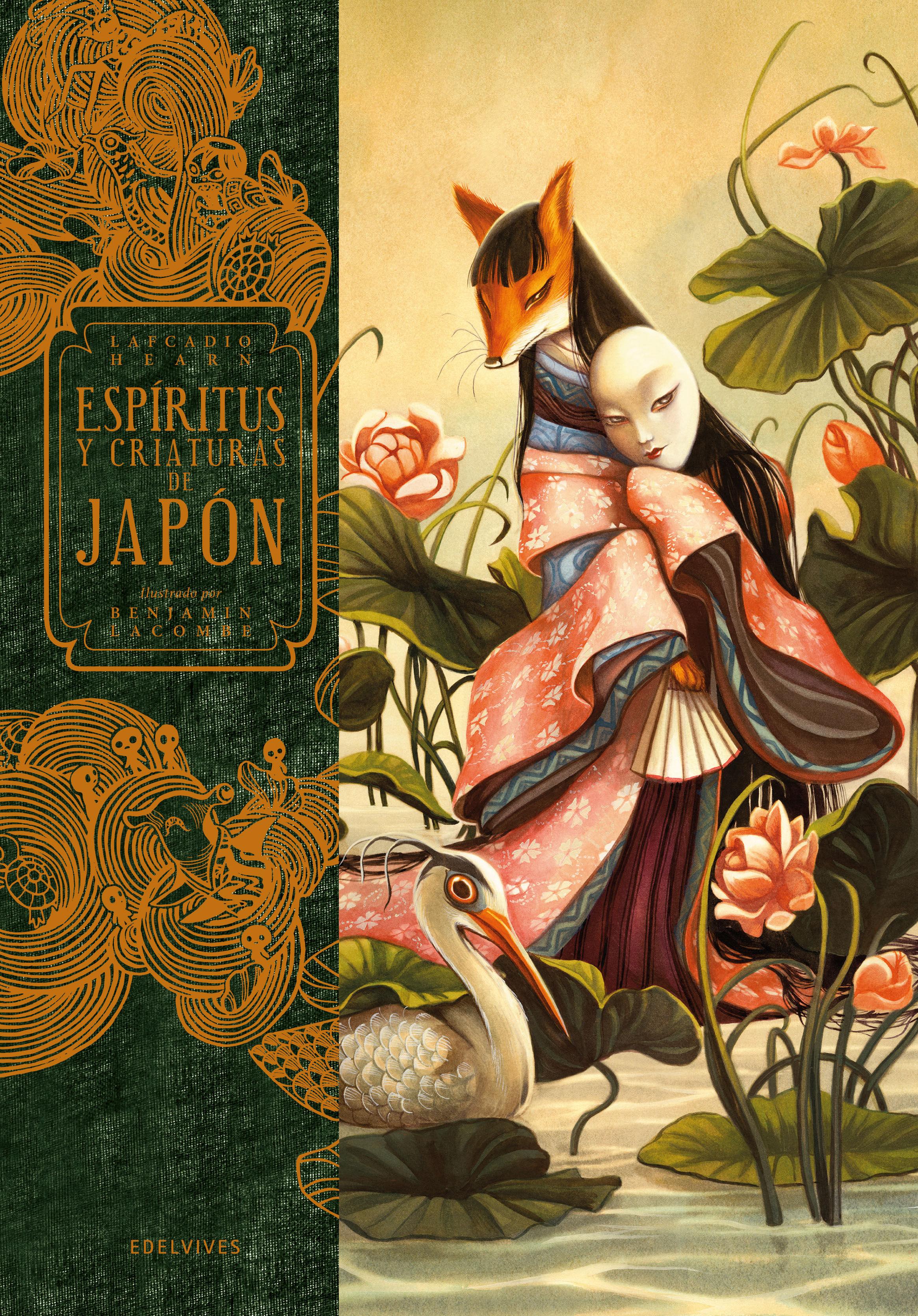 ESPIRITUS Y CRIATURAS DE JAPÓN