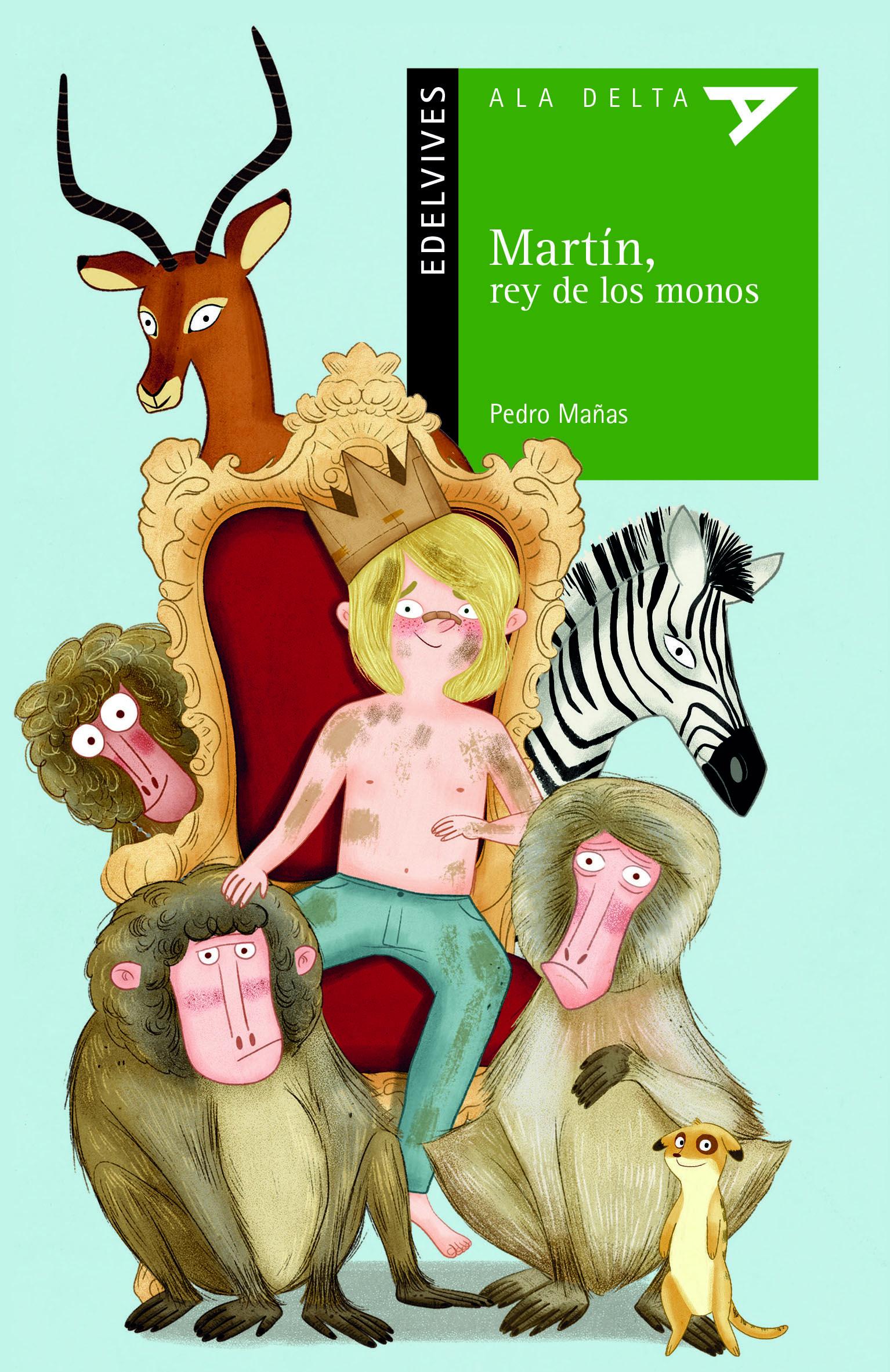 MARTIN REY DE LOS MONOS