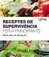 RECEPTES DE SUPERVIVENCIA LEKUE