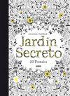JARDIN SECRETO EL 20 POSTALES
