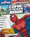 SPIDERMAN COMIC STICKER BOOK