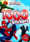 SPIDER-MAN 1.000 STICKERS