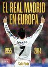 REAL MADRID EN EUROPA 1955 2104 EL