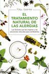 TRATAMIENTO NATURAL DE LAS ALERGIAS EL