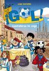 GOL 24 COMPAÑEROS DE VIAJE