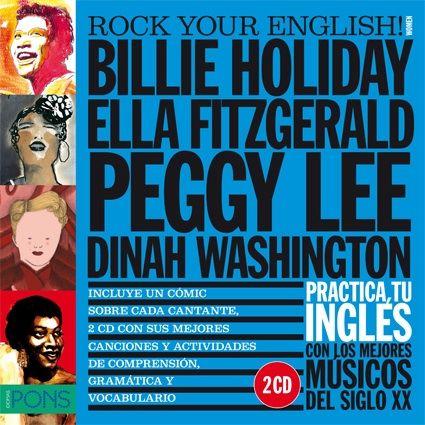 ROCK YOUR ENGLISH WOMEN S VERSION+2CD