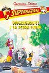 GERONIO STILTON SUPERHEROIS SUPERNESQUITT I LA PEDRA LUNAR