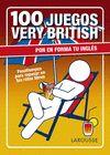 100 JUEGOS VERY BRITISH