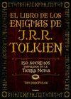 LIBRO DE LOS ENIGMAS DE J R R TOLKIEN
