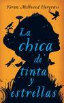 CHICA DE TINTA Y ESTRELLAS LA
