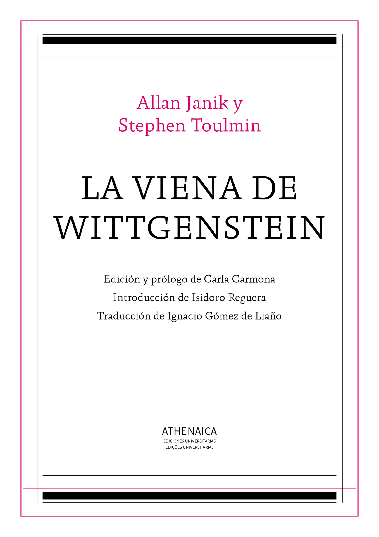 VIENA DE WITTGENSTEIN