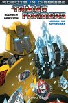 TRANSFORMERS ROBOTS IN DISGUISE Nº01