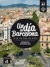 UN DÍA EN BARCELONA A1 LIBRO + MP3 DESCARGABLE