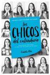 CHICOS DEL CALENDARIO 4: AGOSTO, SEPTIEMBRE Y OCTUBRE