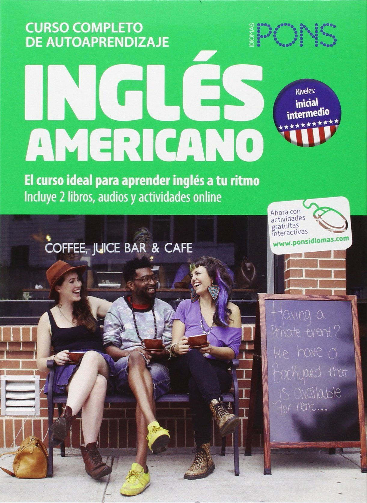 CURSO PONS DE INGLES AMERICANO