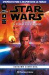 STAR WARS 4 EPISODIO II EL ATAQUE DE LOS CLONES SEGUNDA PARTE