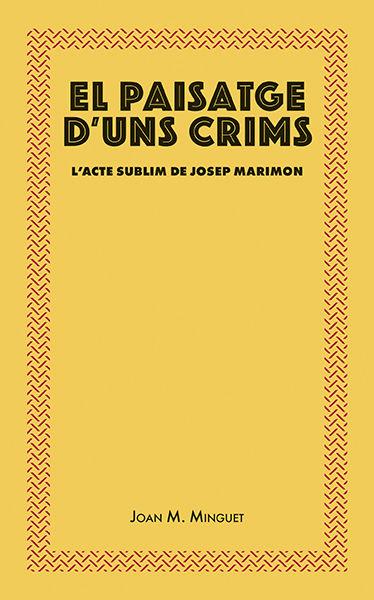 PAISATGE D'UNS CRIMS EL