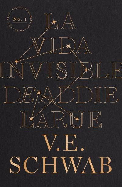 VIDA INVISIBLE DE ADDIE LARUE LA