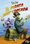 BAT PAT EL PIRATA DENT-CORCADA