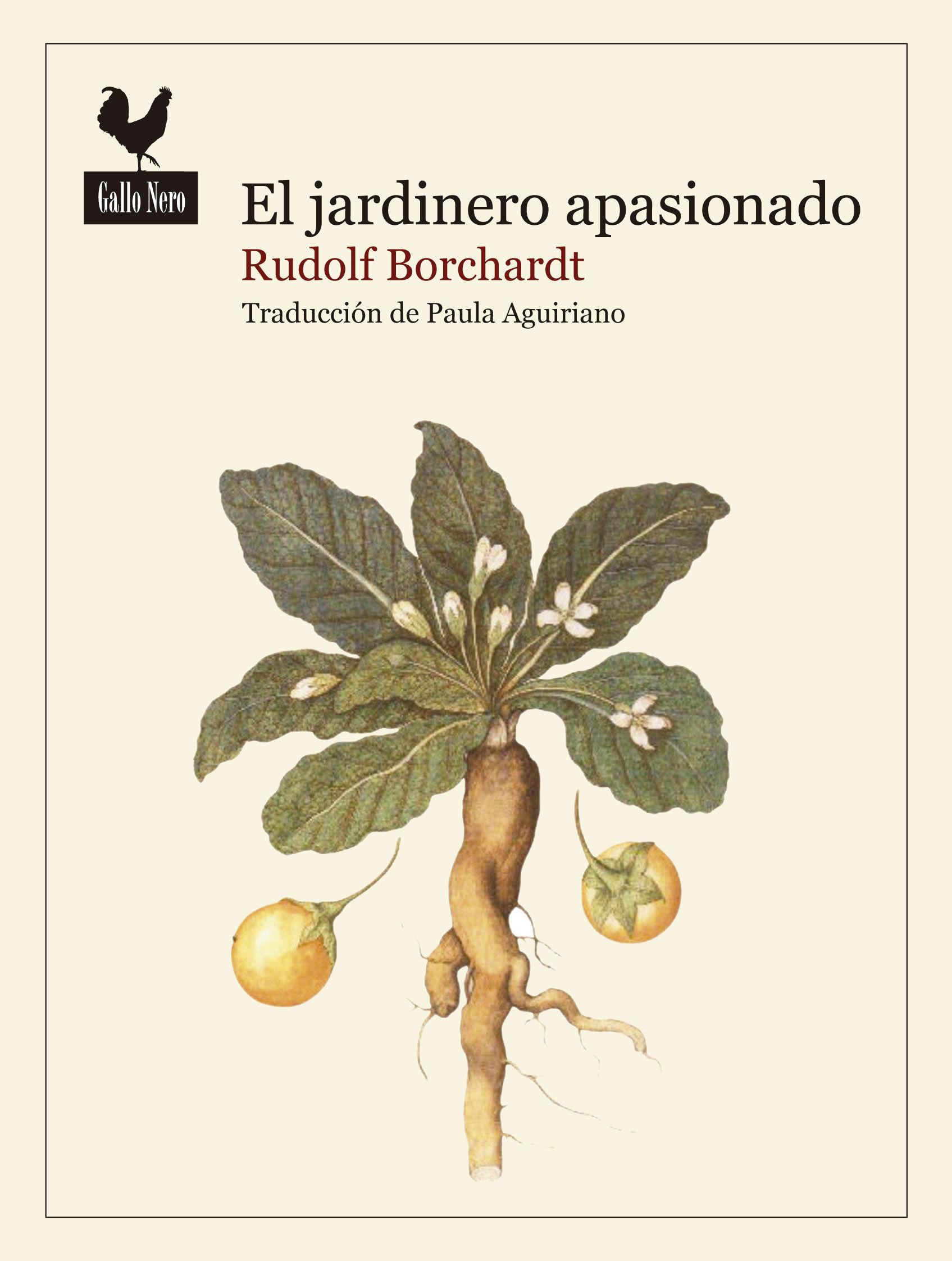 JARDINERO APASIONADO EL