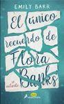UNICO RECUERDO DE FLORA BANKS EL
