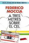 A TRES METRES SOBRE EL CEL EDICIO ORIGINAL TAPA DURA