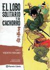 LOBO SOLITARIO Y SU CACHORRO Nº04