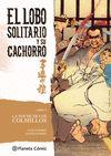 LOBO SOLITARIO Y SU CACHORRO Nº05