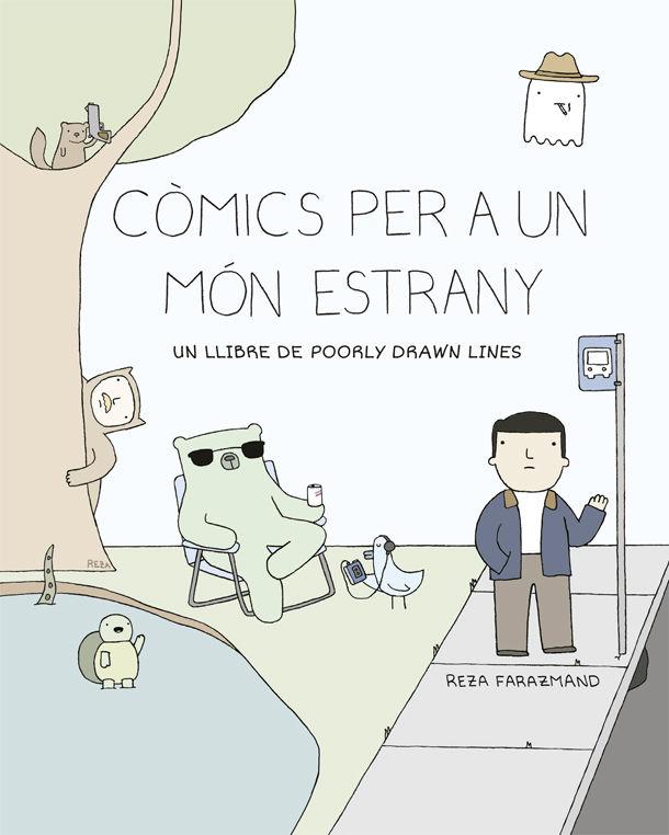 COMICS PER A UN MON ESTRANY
