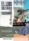 LOBO SOLITARIO Y SU CACHORRO Nº02