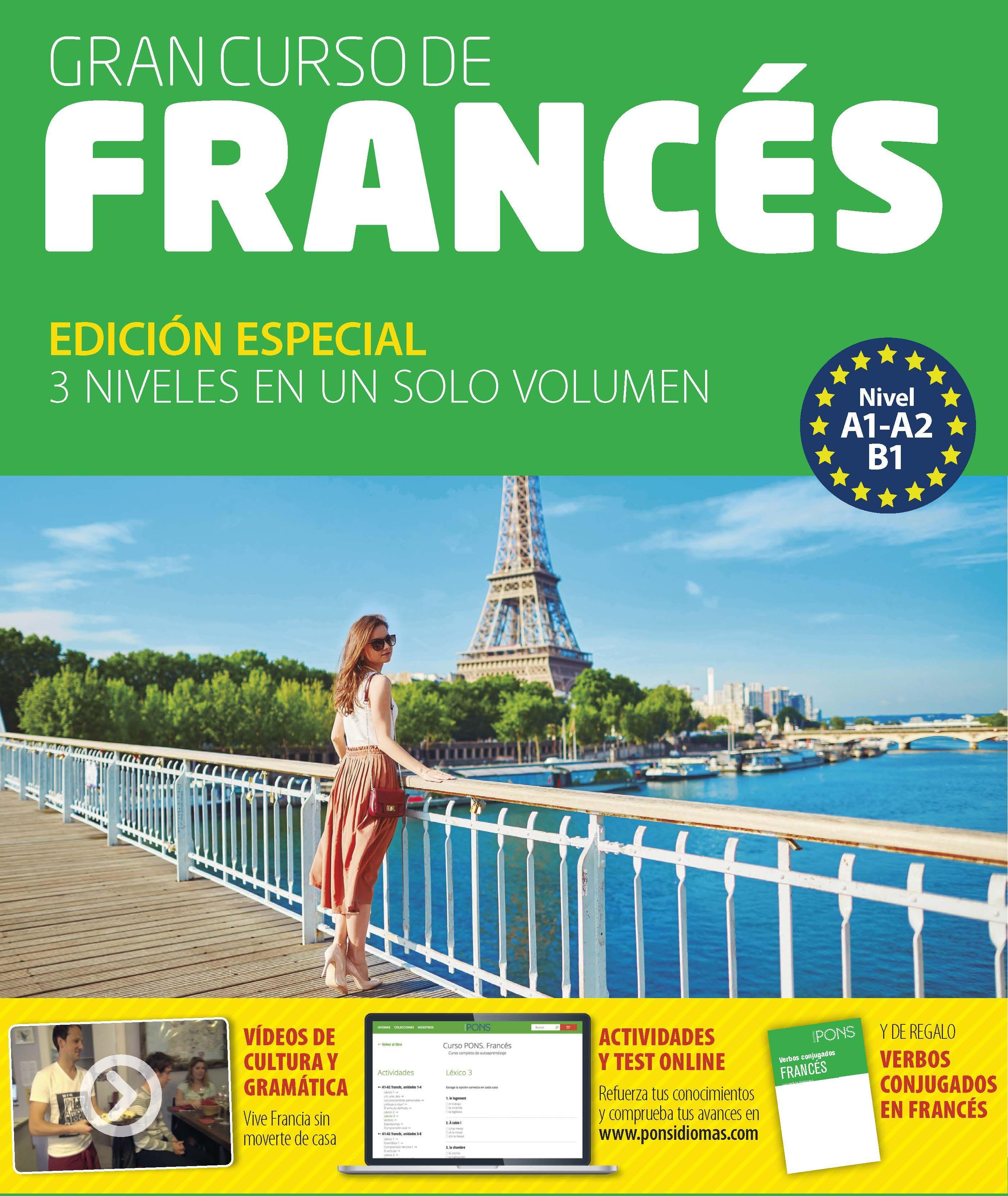 GRAN CURSO PONS FRANCES 2018