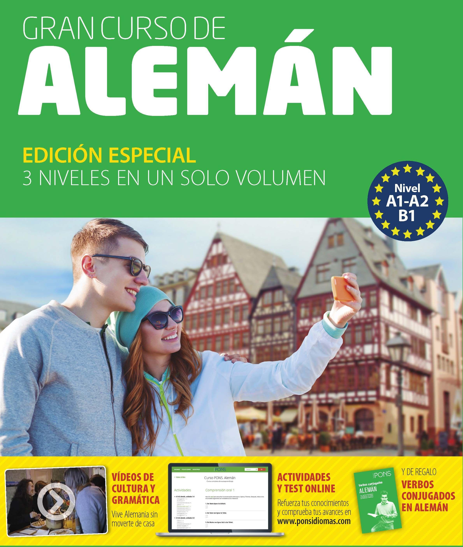 GRAN CURSO PONS ALEMAN 2018