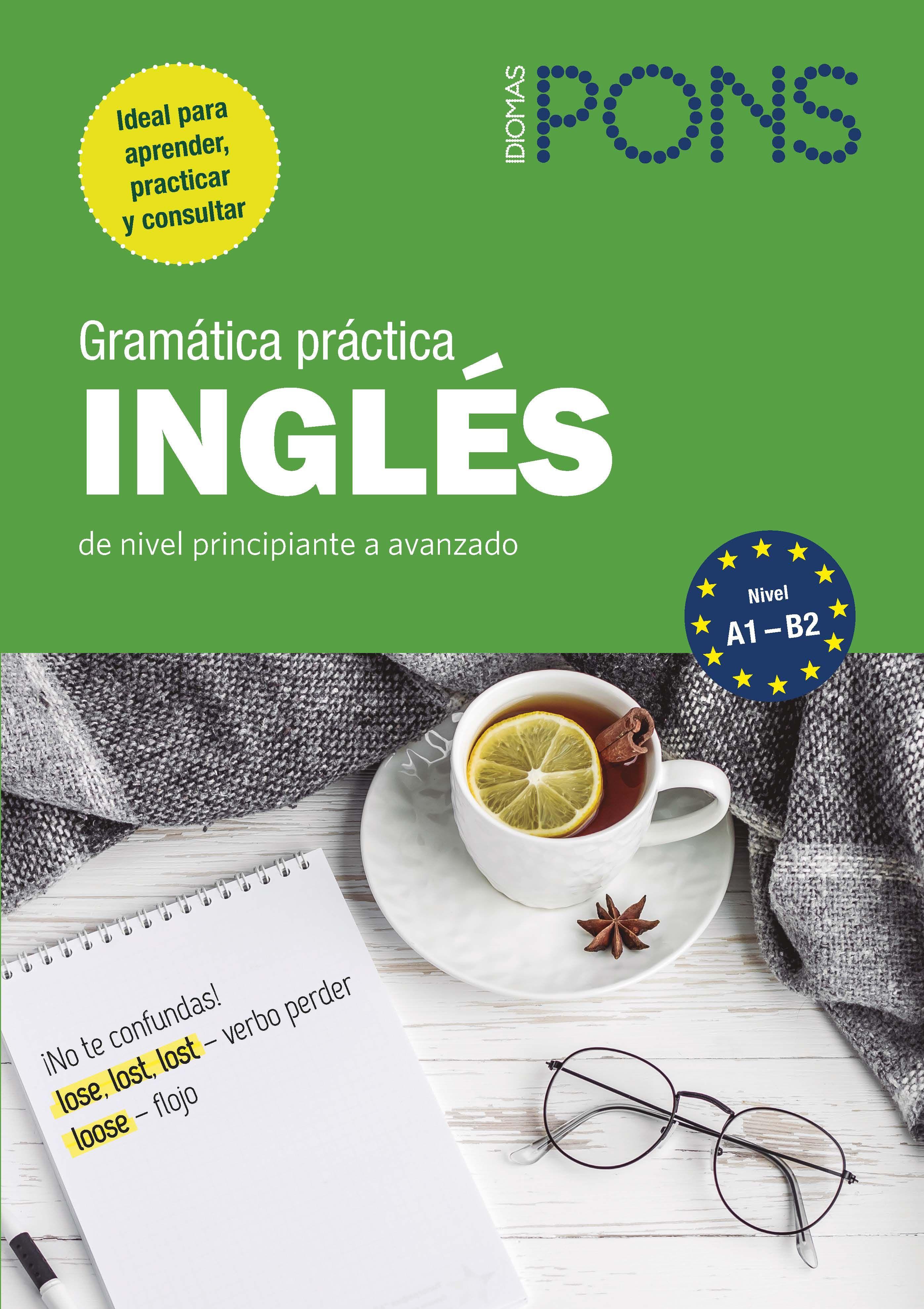 GRAMATICA PRACTICA INGLES PONS