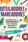 ROTULADORES Y MARCADORES DIBUJALO TODO