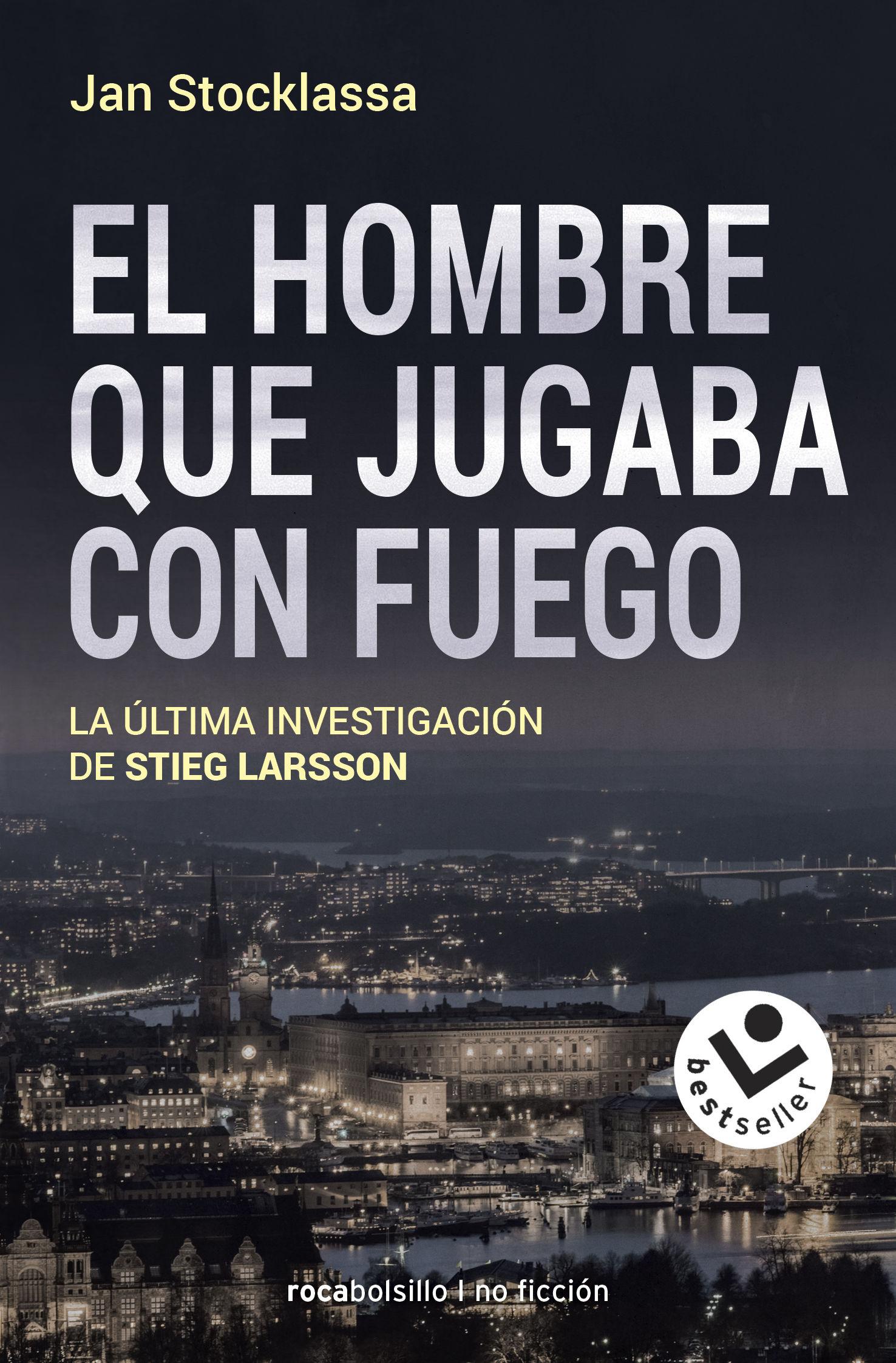 HOMBRE QUE JUGABA CON FUEGO EL