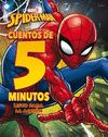 SPIDER MAN CUENTOS DE 5 MINUTOS VOLUMEN 2