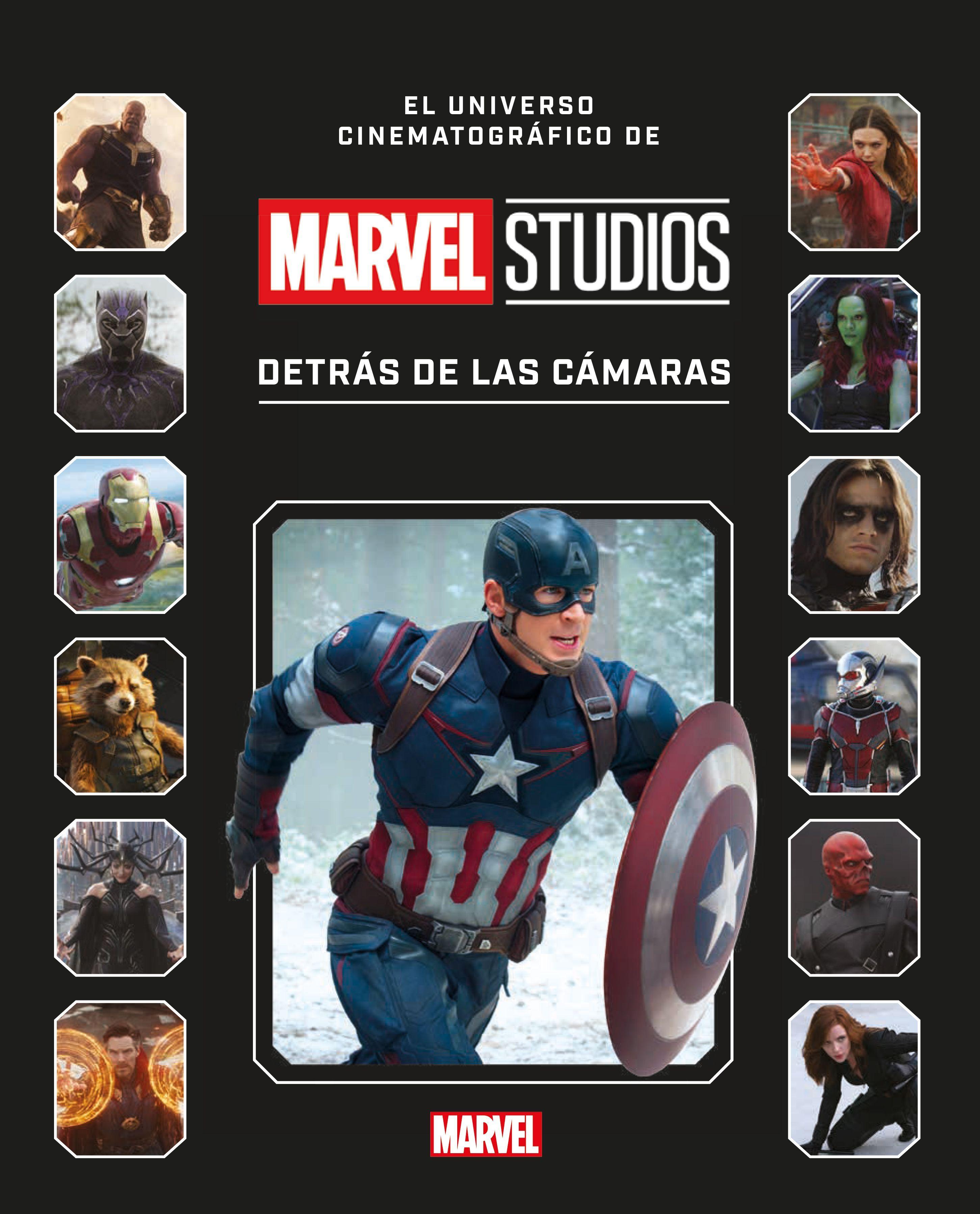 MARVEL STUDIOS DETRAS DE LAS CAMARAS