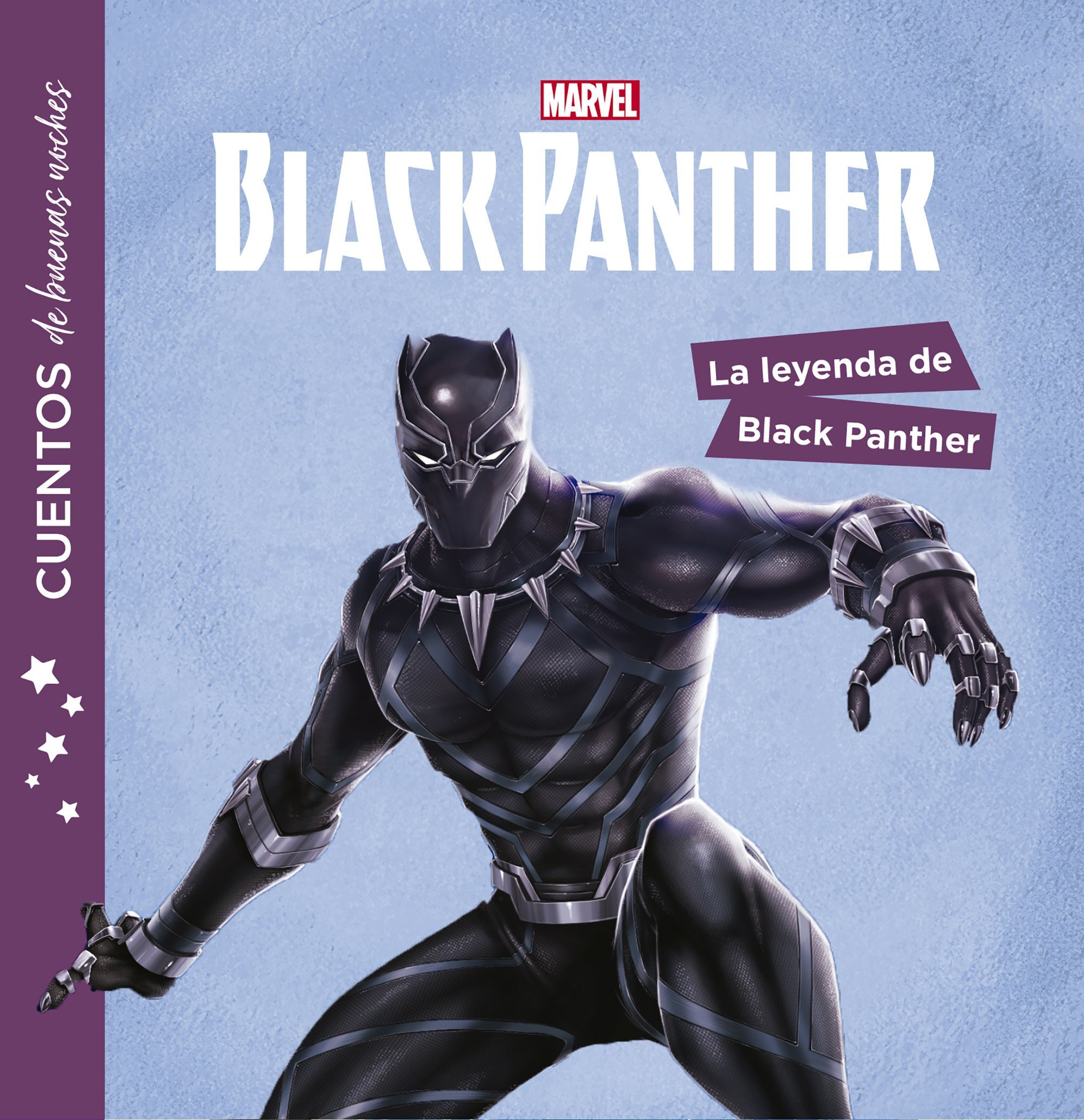 BLACK PANTHER LA LEYENDA DE BLACK PANTHER