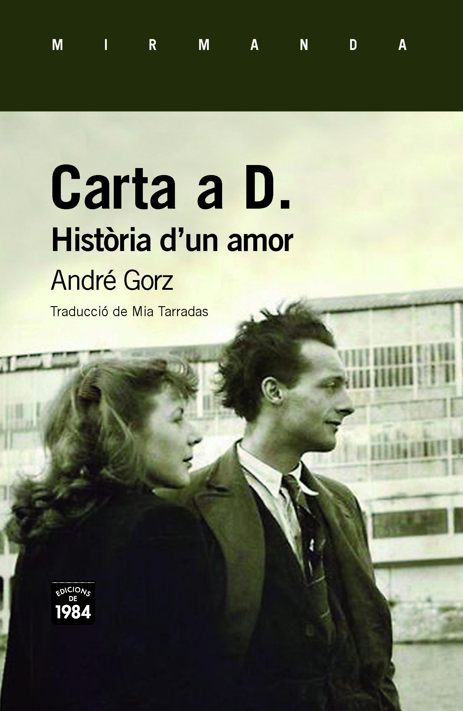 CARTA A D HISTORIA D UN AMOR