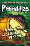 PESADILLAS 24 BIENVENIDO AL CAMPAMENTO PESADILLA